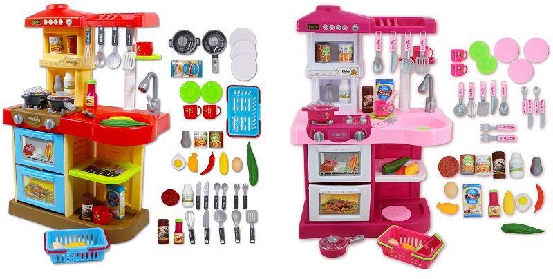deao my litlle chef cocinita plastico juguete